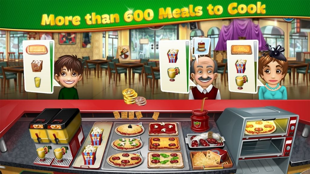 Cooking Fever gameplay 1024x576