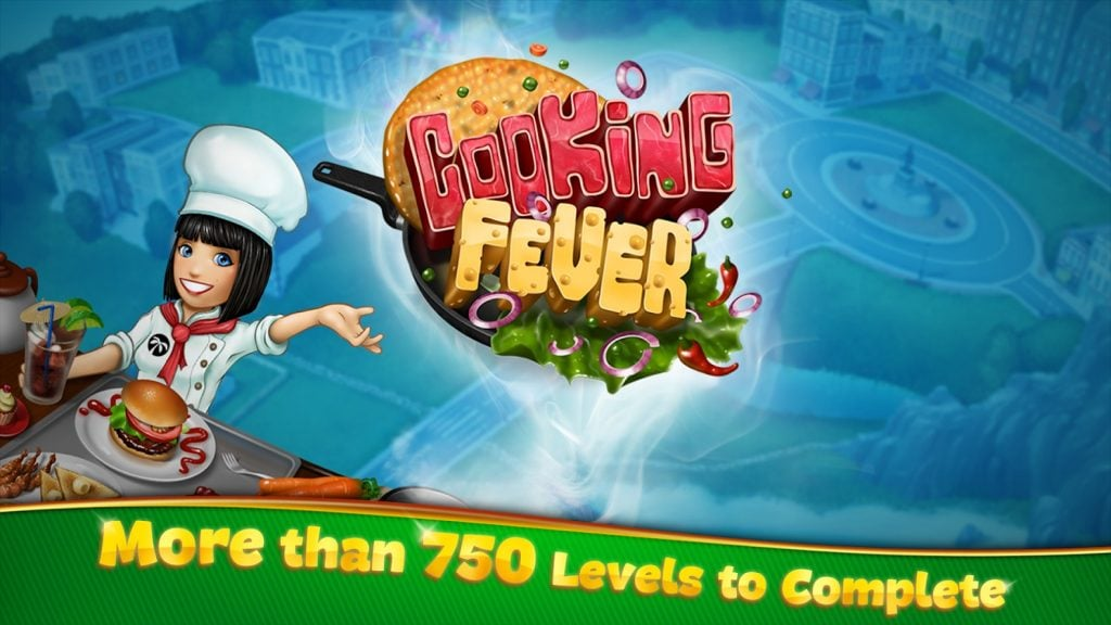 Cooking Fever mod 1024x576