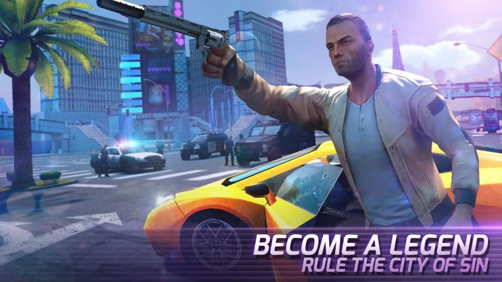 Gangstar Vegas Gameplay 1024x576