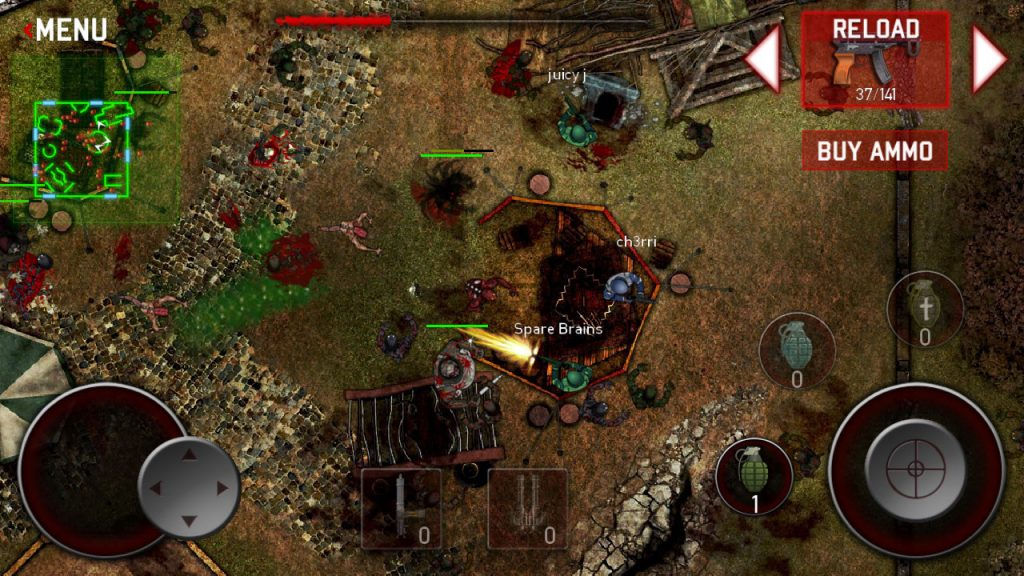 SAS Zombie Assault 3 gameplay
