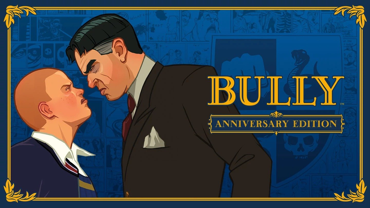 Bully Anniversary Edition cover