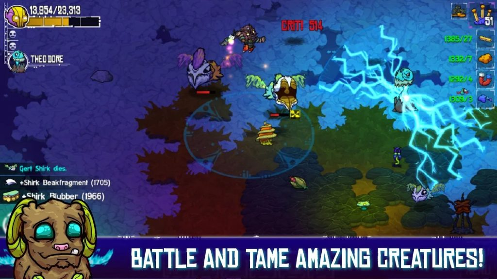 Crashlands gameplay 1024x576