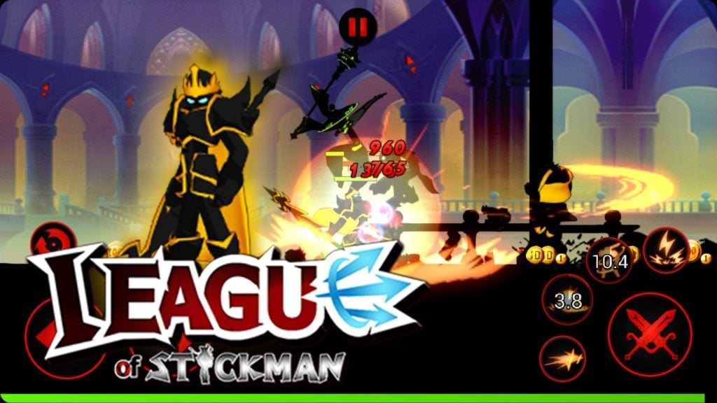 League of Stickman 1024x576