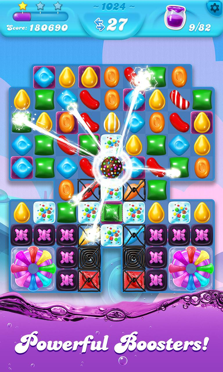 Candy Crush Soda Störung