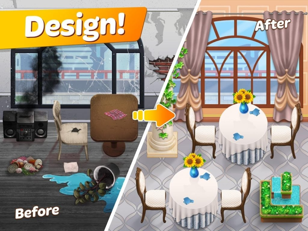 Cooking Diary Design Your Restaurant 1024x768