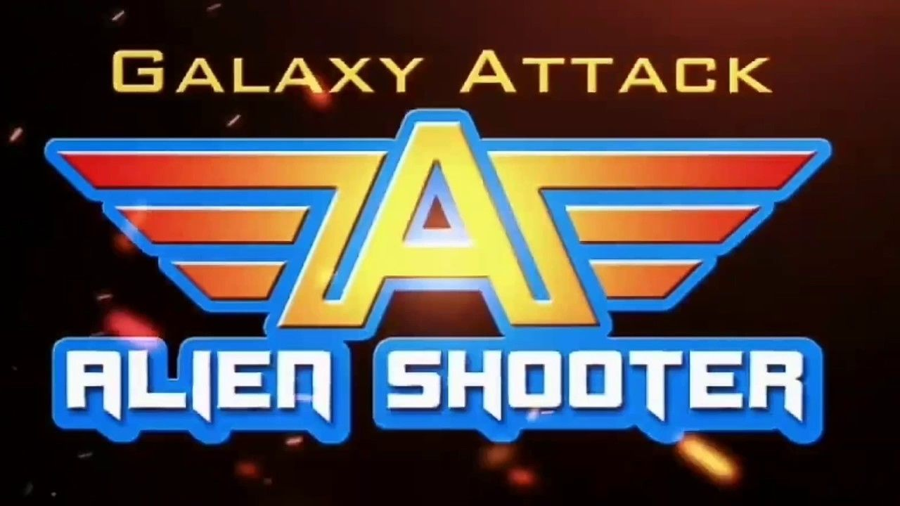 Galaxy Attack Alien Shooter Cover