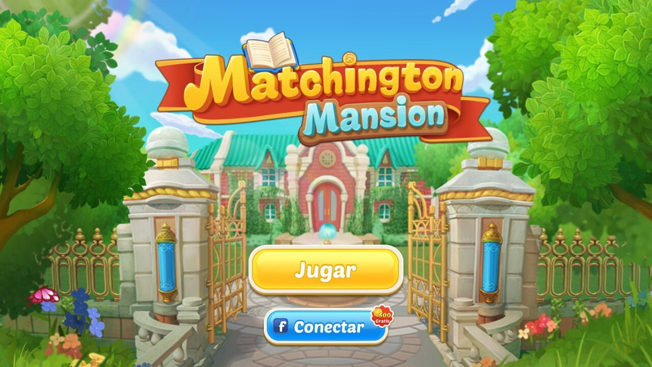 Matchingson Mansion Cover