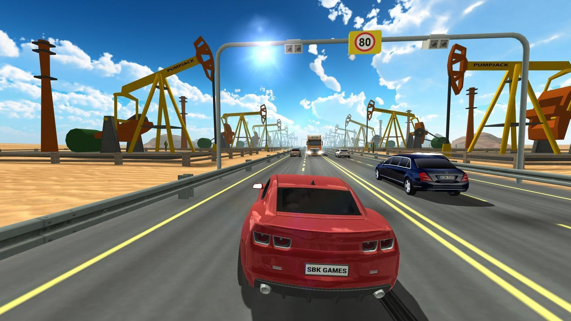 Racing Limits mod apk cover