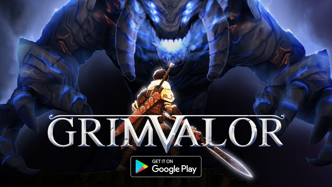 Grimvalor Cover