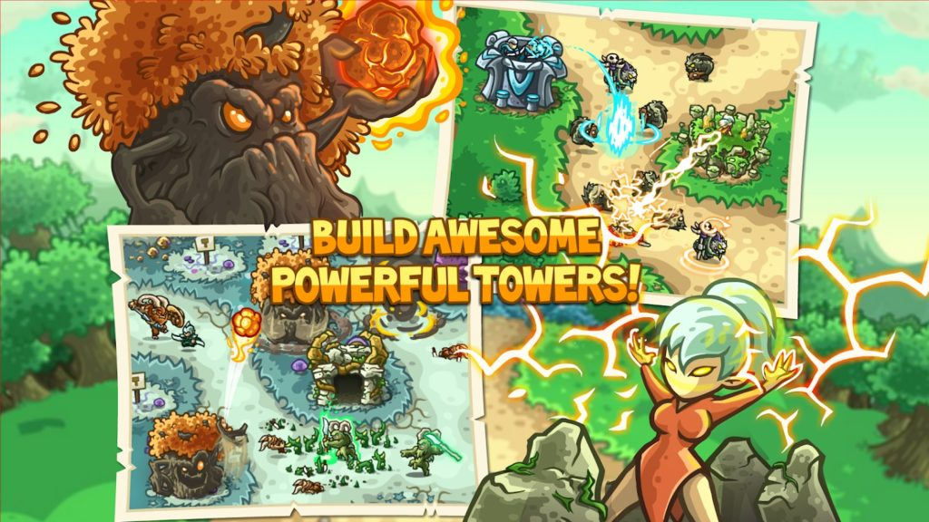 Kingdom Rush Origins gameplay 1024x576