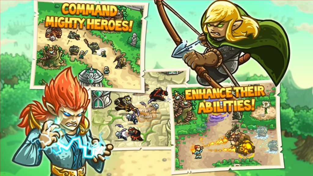 Kingdom Rush Origins summon 1024x576