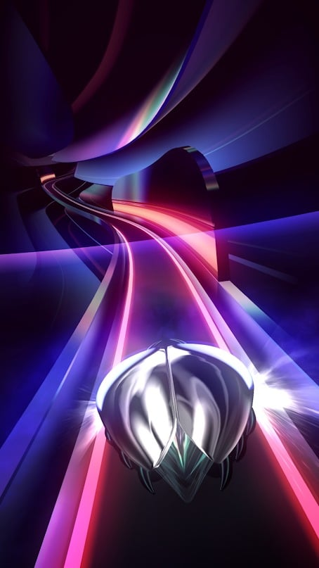 Thumper Pocket Edition screenshot