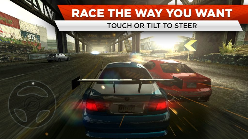 Need for Speed Most Wanted graphics 1024x576