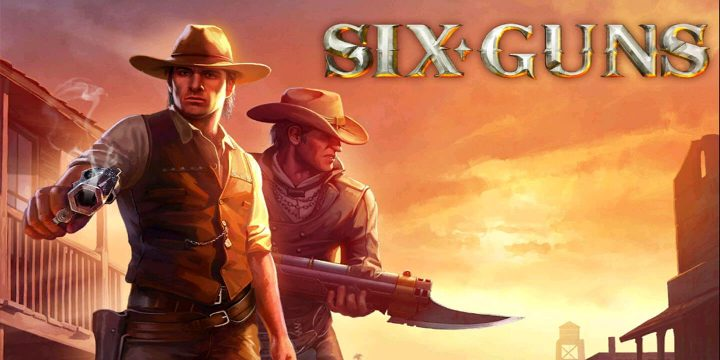 Six Guns Gang Showdown MOD APK by APKMODY 720x360