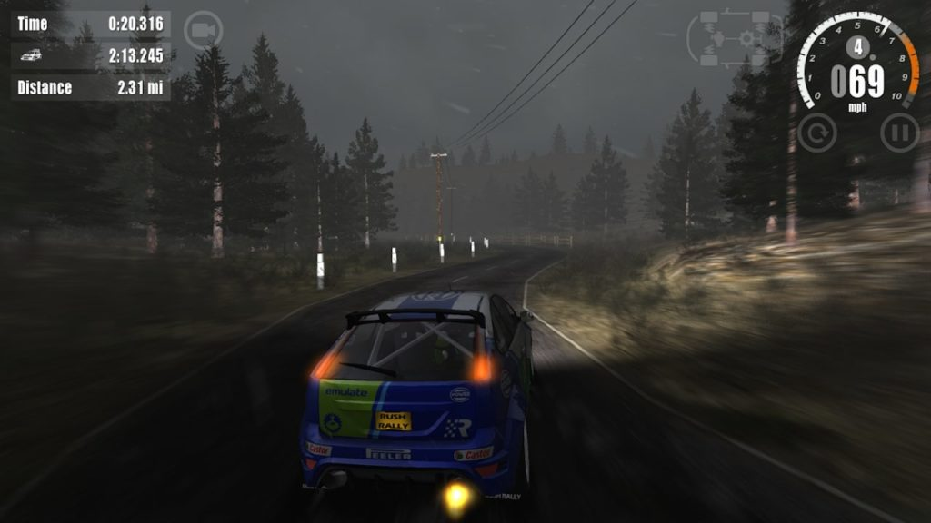This image has an empty alt attribute; its file name is Rush-Rally-3-MOD-APK-1024x576.jpg