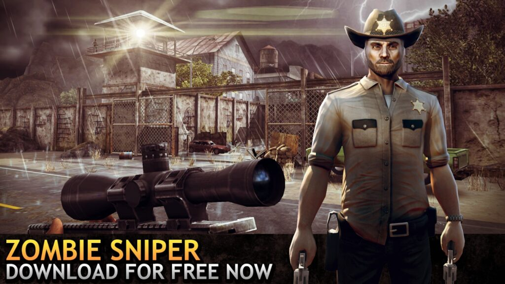 Last Hope Sniper mod apk graphics 1024x576