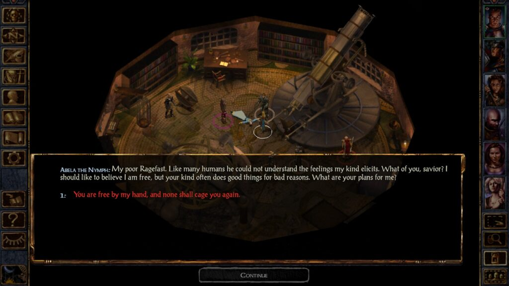 Baldurs Gate Enhanced Edition MOD APK