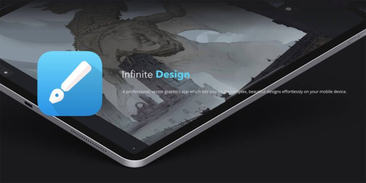 Infinite Design MOD APK by APKMODY 720x360