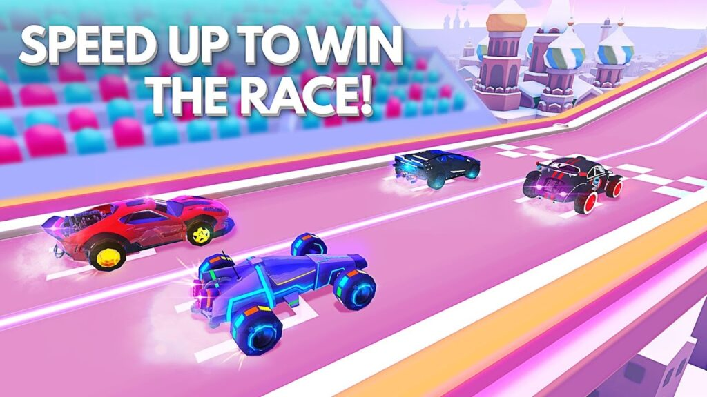 SUP Multiplayer Racing for android 1024x576