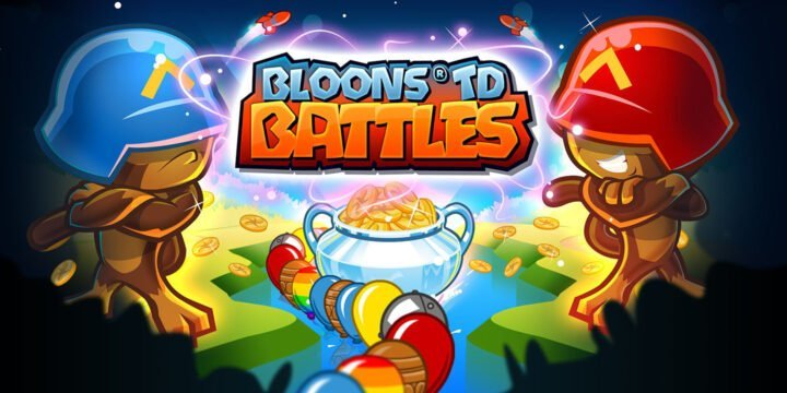 Bloons TD Battles MOD APK by APKMODY
