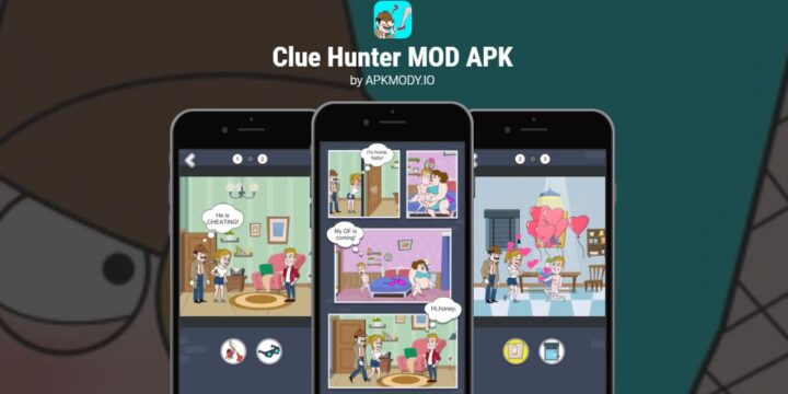 Clue Hunter MOD APK cover