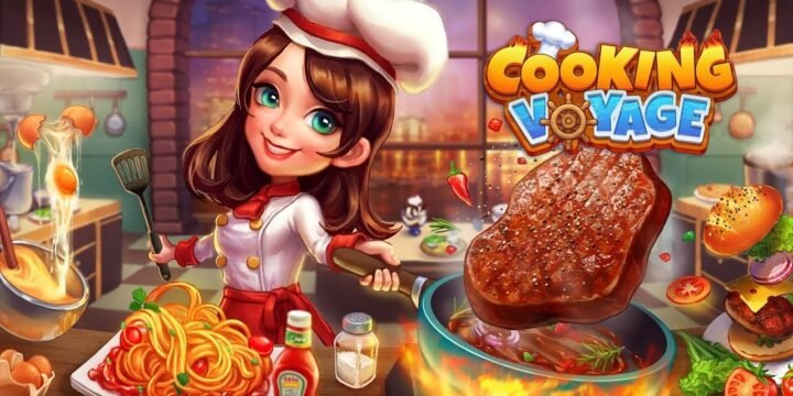 Cooking Voyage MOD APK cover