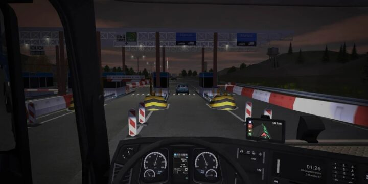 Grand Truck Simulator 2 MOD APK cover 720x360