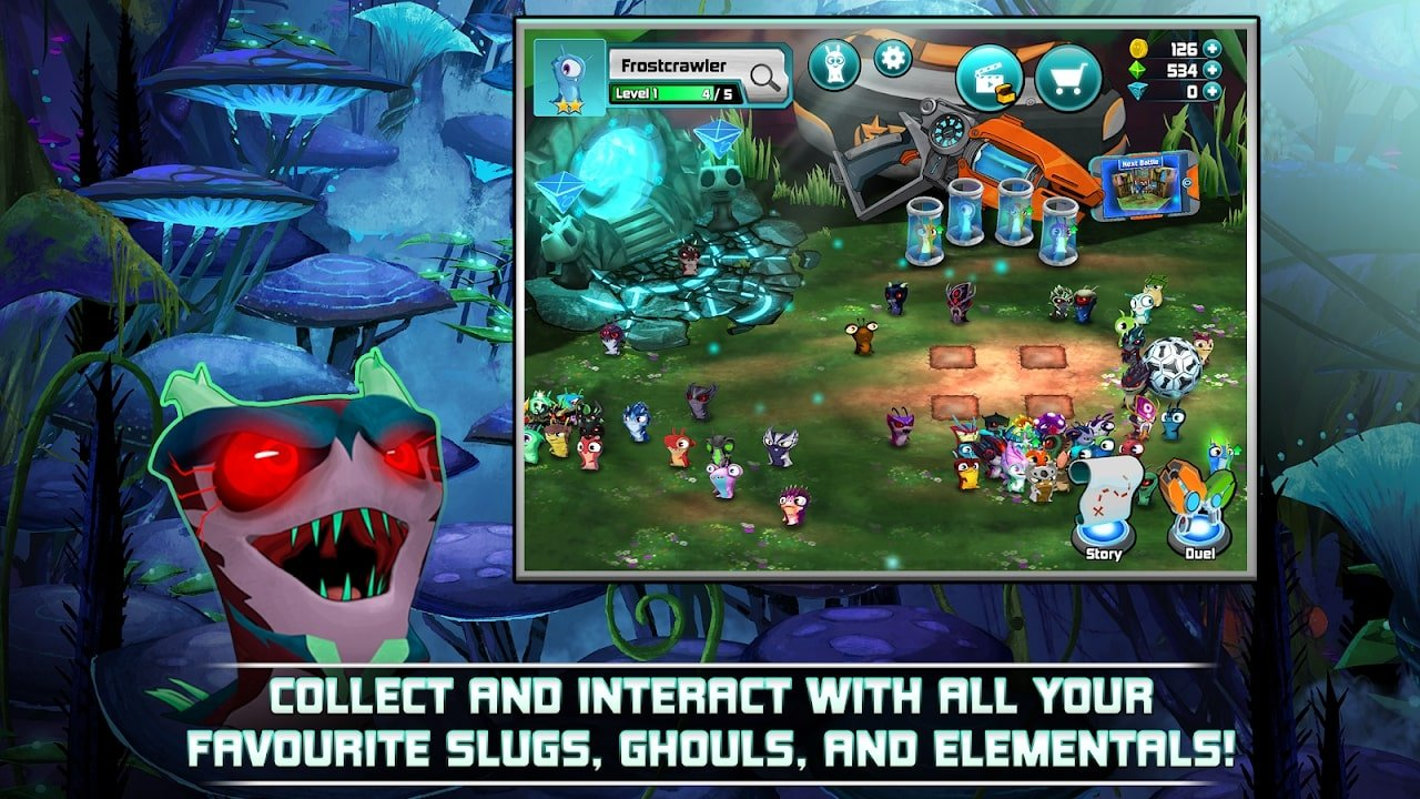 Slugterra Slug it Out 2 screenshot
