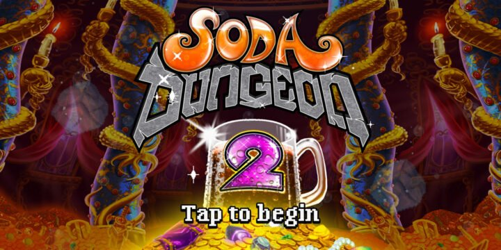Soda Dungeon 2 MOD APK by APKMODY 720x360