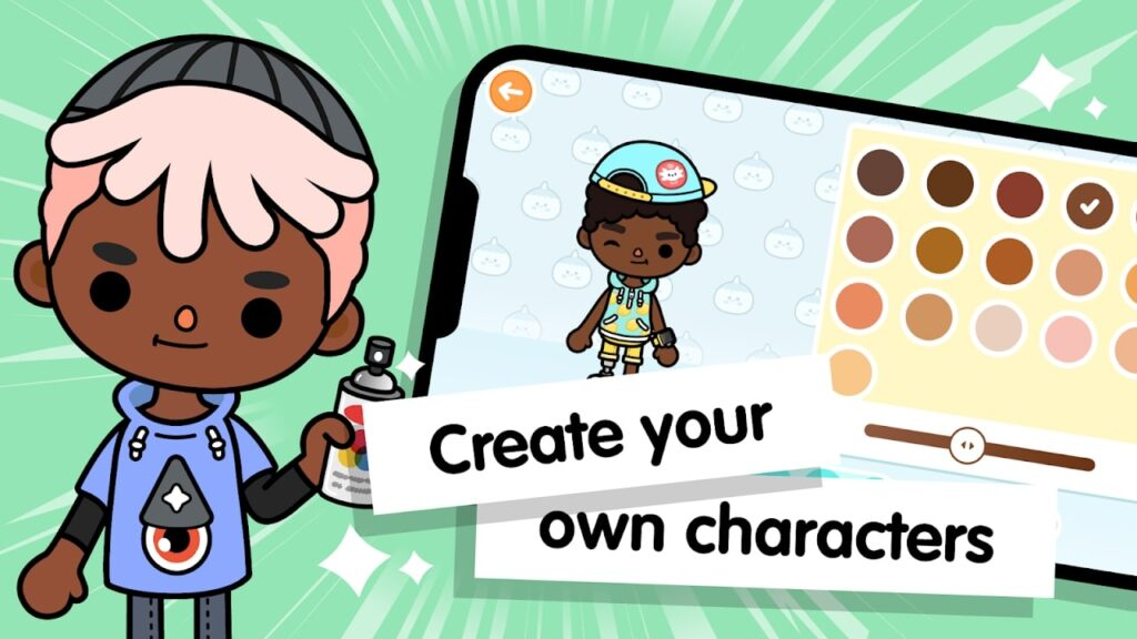 Toca Life World characters 1024x576