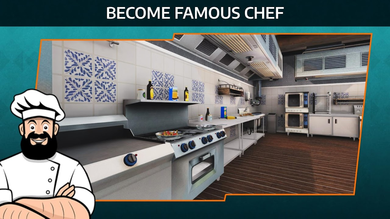 Cooking Simulator Mobile for android
