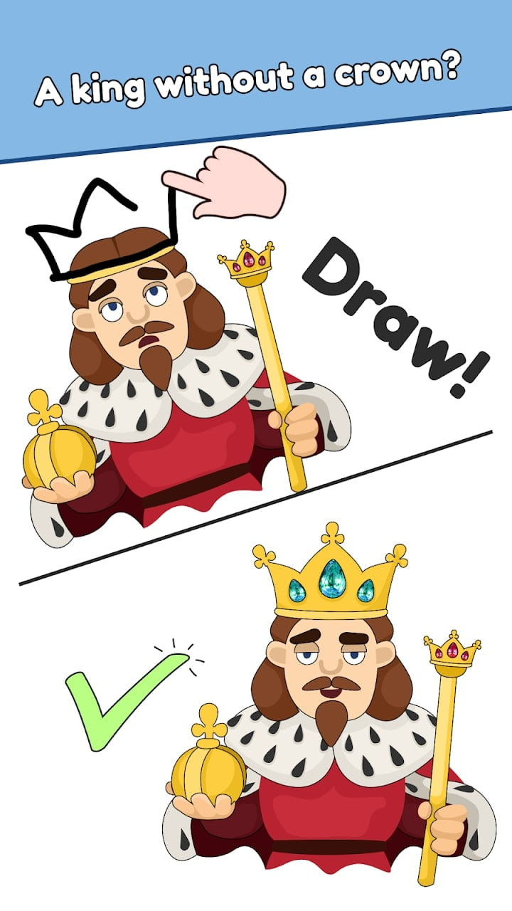 DOP Draw One Part APK
