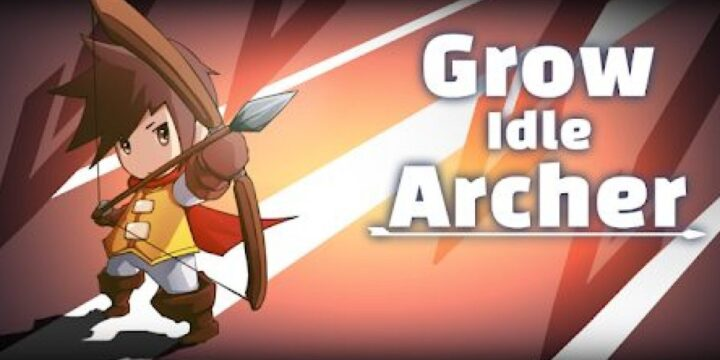 Grow Idle Archer APK cover 720x360