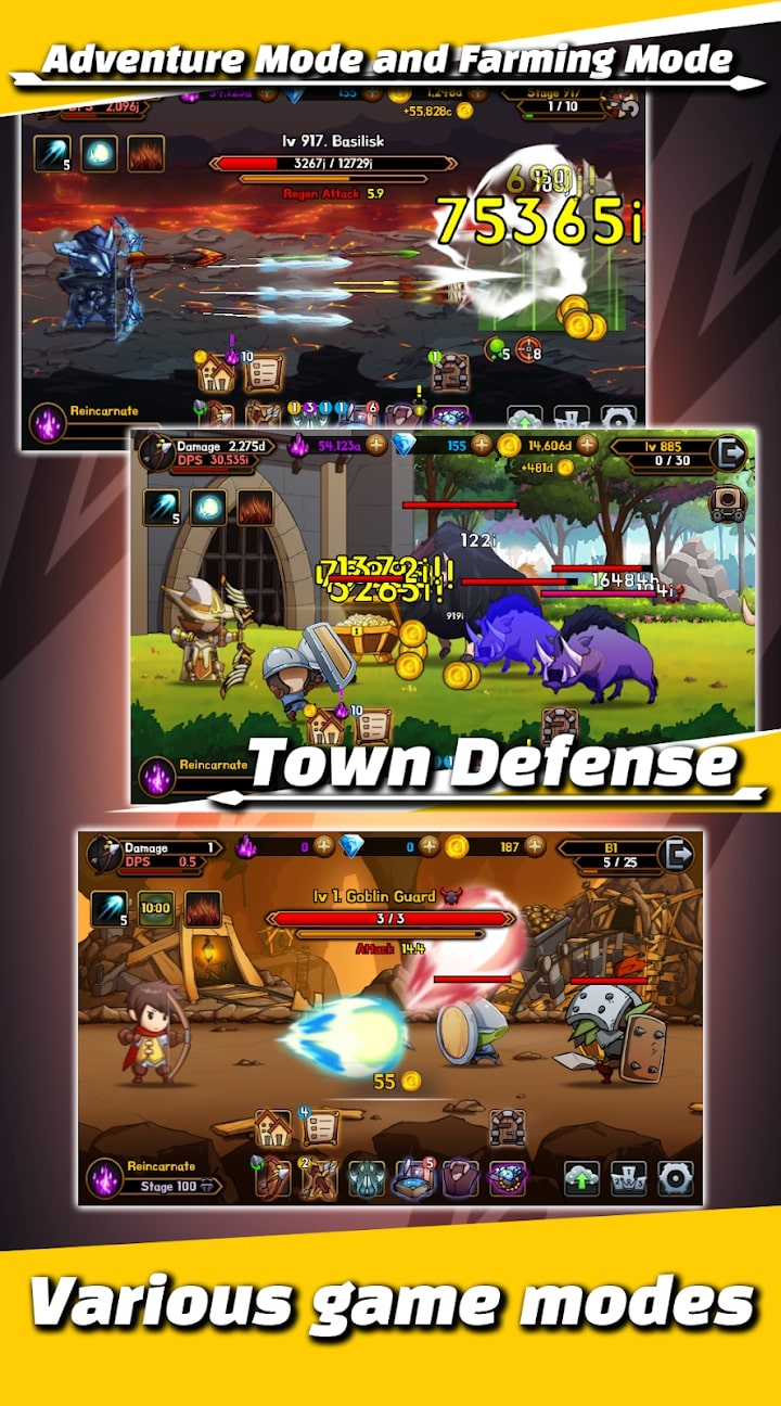Grow Idle Archer apk