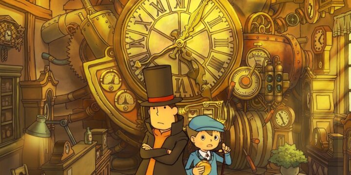 Layton Unwound Future APK cover 720x360