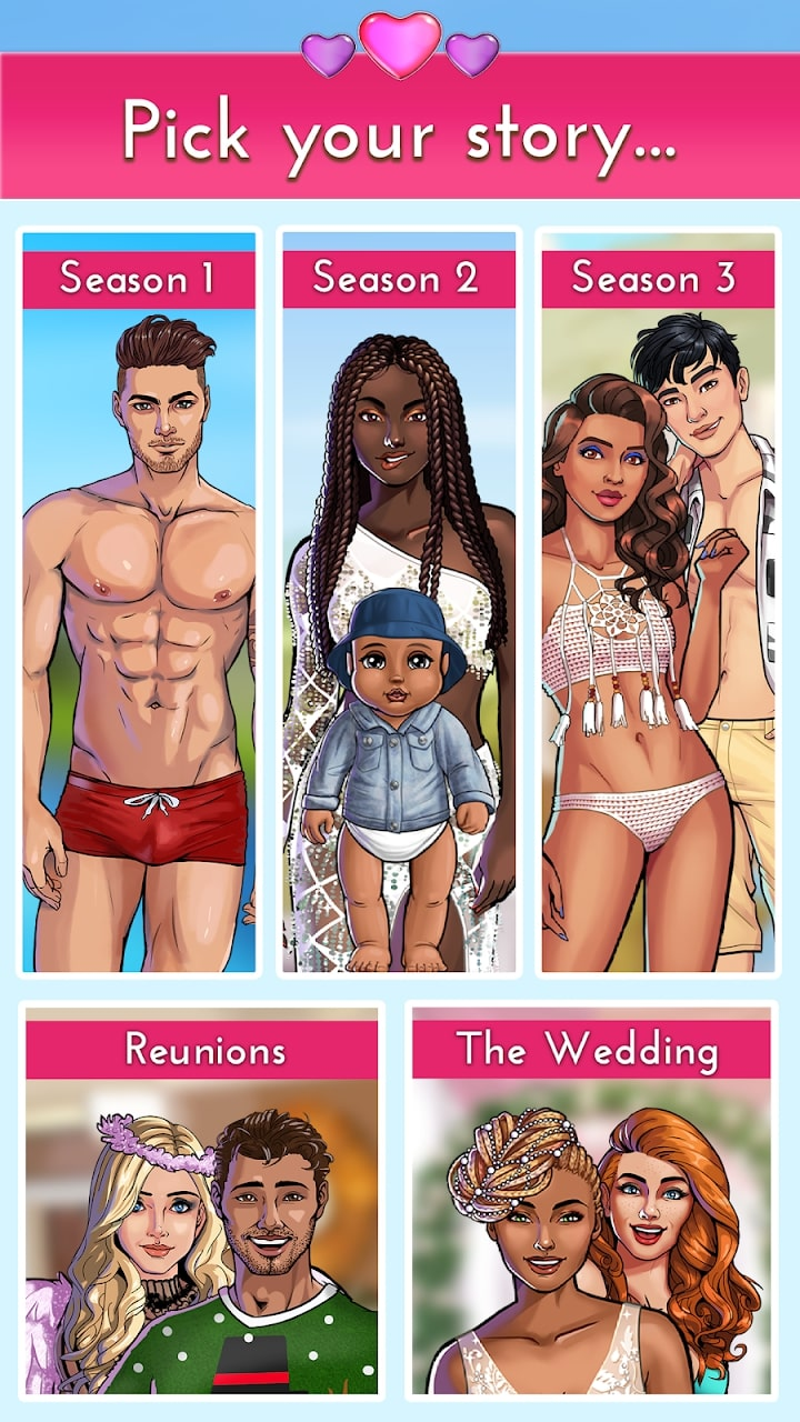 Love Island The Game mod apk