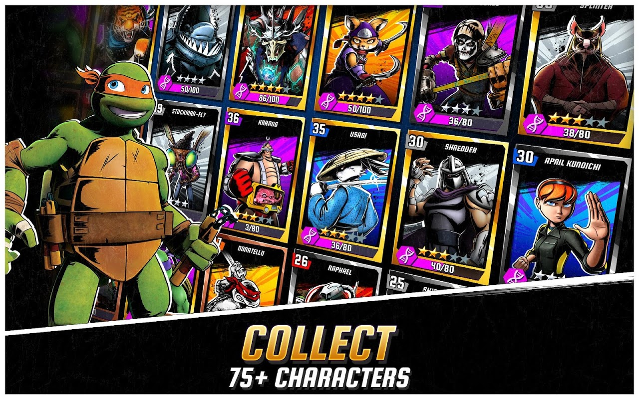 Ninja Turtles Legends for android