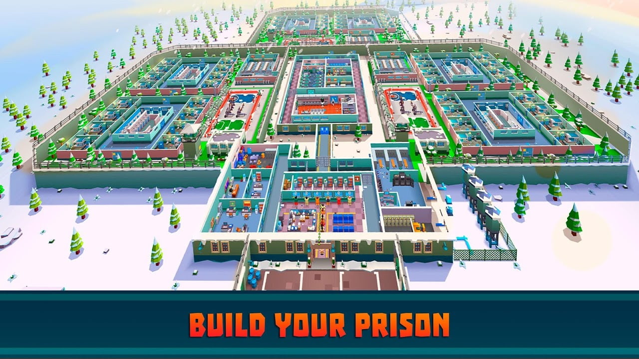 Prison Empire Tycoon gameplay