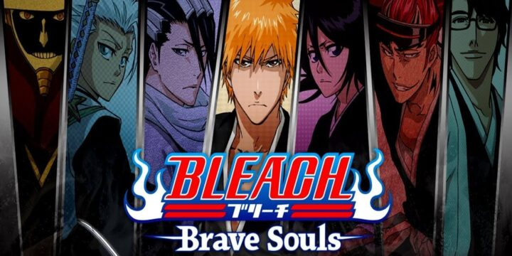 BLEACH Brave Souls Cover 720x360