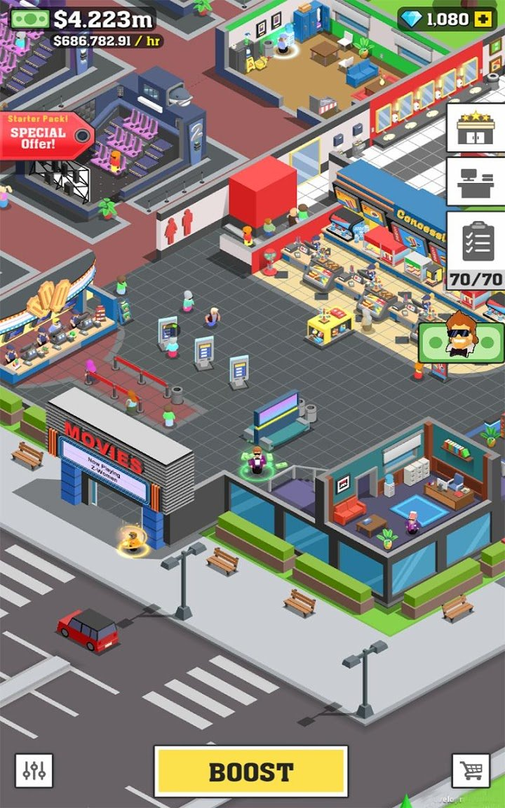 Box Office Tycoon mod apk 1