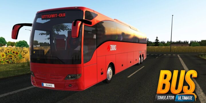 Bus Simulator Ultimate MOD APK cover