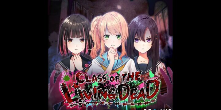 Class of the Living Dead Cover