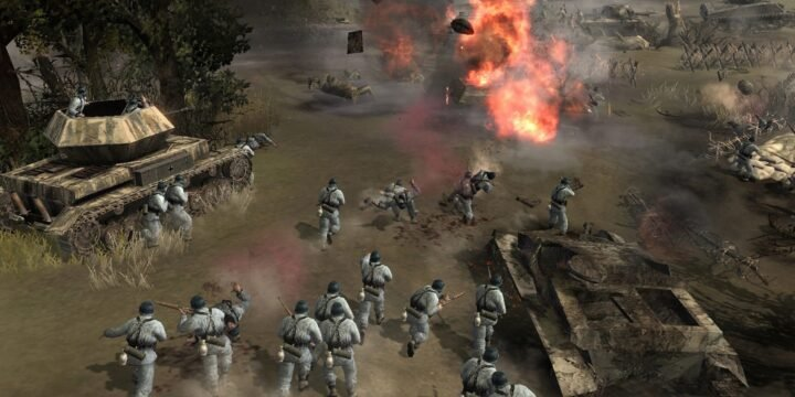 Company of Heroes APK cover 1440x720