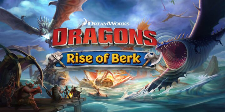 Dragons Rise of Berk MOD APK by APKMODY