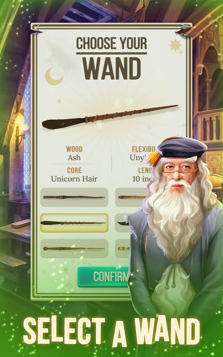 Harry Potter Puzzles Spells screenshot