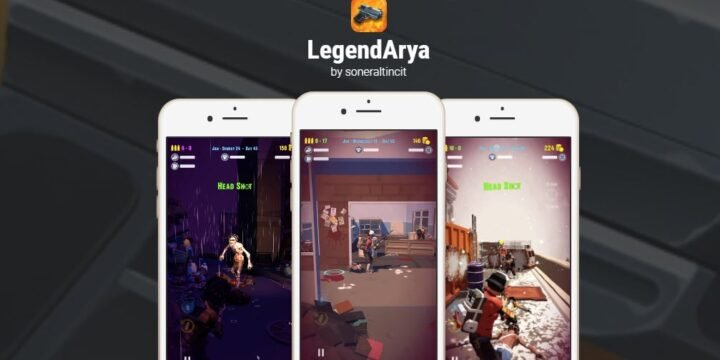LegendArya APK cover