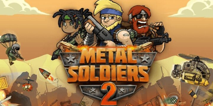 Metal Soldiers 2 MOD APK cover