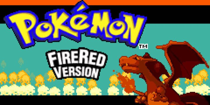 Pokemon Fire Red GBA Rom Download 1440x720