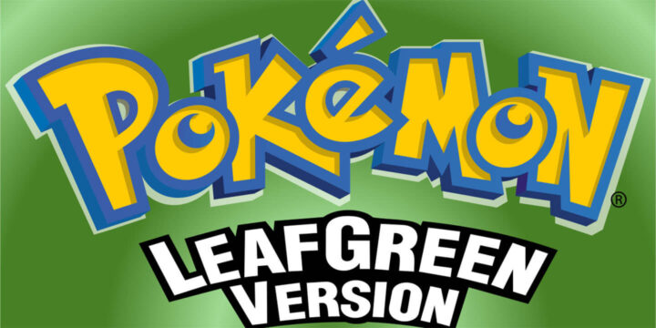 Pokemon Leaf Green GBA Rom Download 1440x720