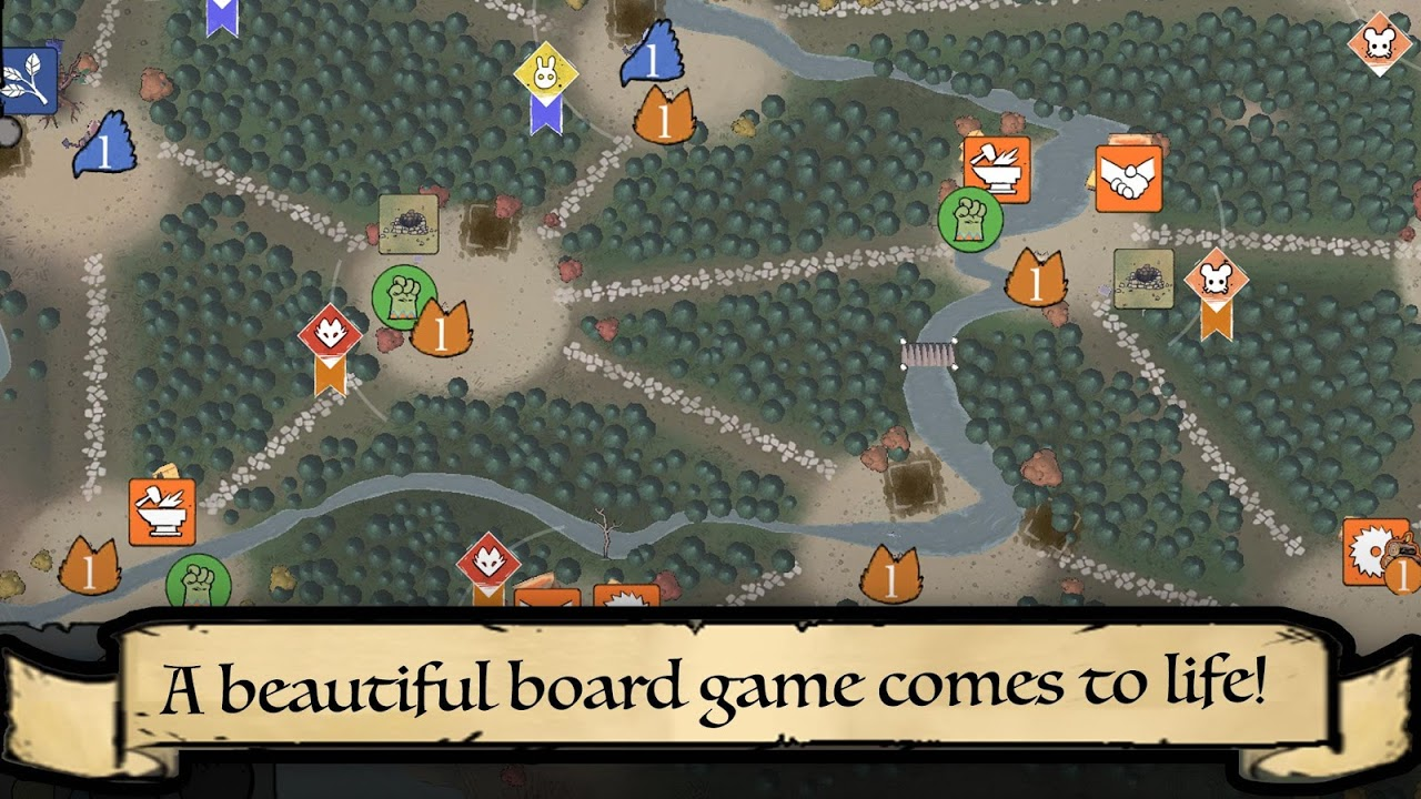Root Board Game for android